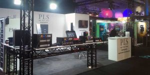 Visit us at Prolight and Sound
