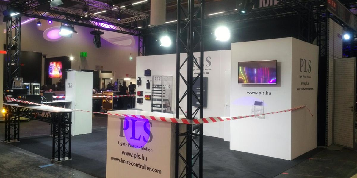 You are currently viewing ProLight&Sound exhibition