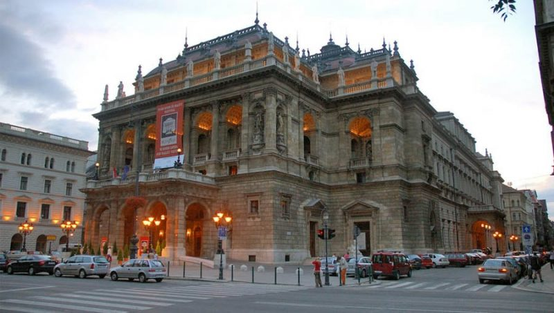 Pls Reference Hungarian Opera House